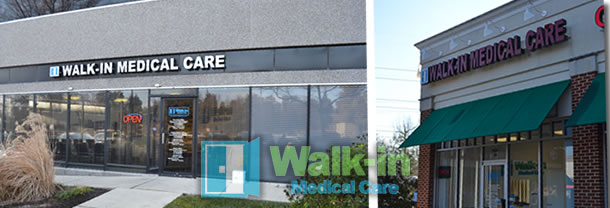 Just Walk-in Medical Care Clinics